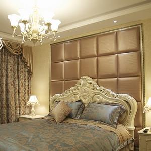 华庭嘉园-卧室