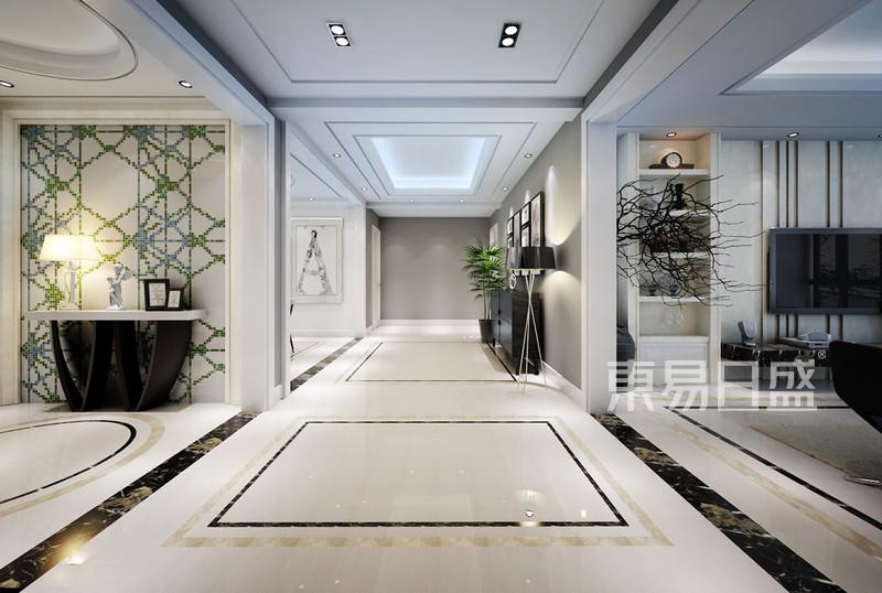 欧式古典 - 门厅欧式装修效果图 四室两厅两卫一厨
