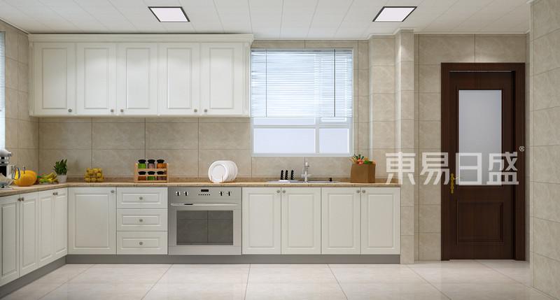 新中式 - 新中式风格-厨房-装修效果图