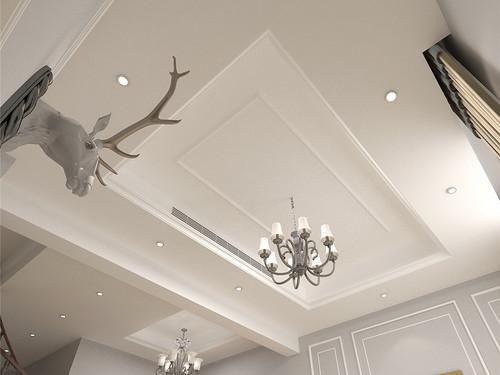佳兆业-简美风格-145平米装修设计理念
