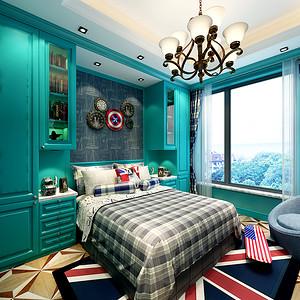 新中式-卧室