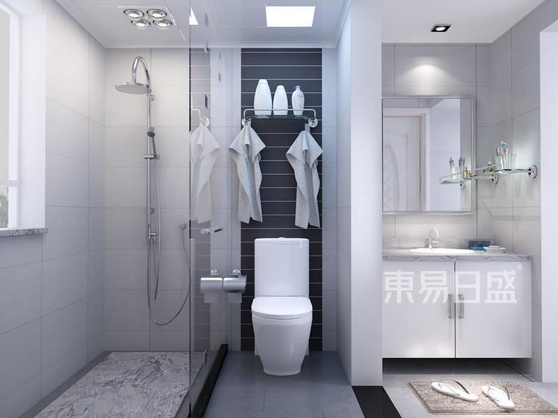 北欧- 深圳卫生装修效果图 北欧风格装饰设计