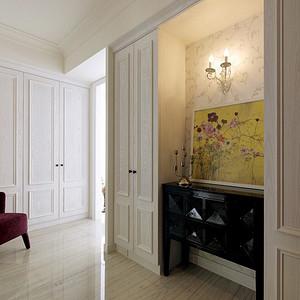富华家园-门厅装修效果图