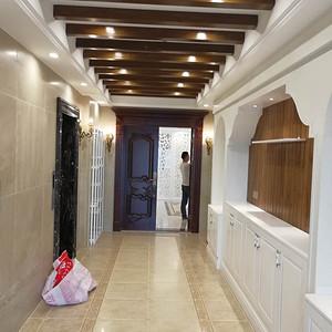 245平米简欧风格走廊装修实景图