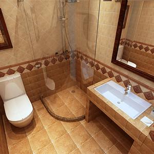唐城壹零壹——美式风格--卫生间
