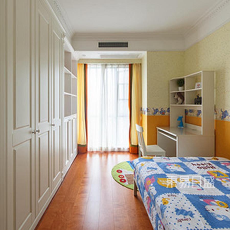 四居室-欧式古典-效果图