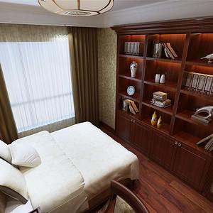 唐城壹零壹——美式风格--卧室