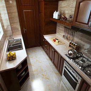 唐城壹零壹——美式风格--厨房