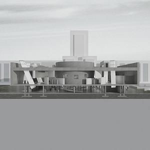 现代简约-建筑-装修效果图