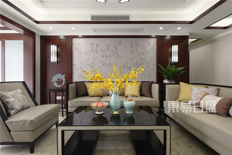 别墅-新中式-实景图
