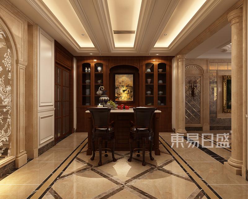 锦绣山河观园-新古典-餐厅2