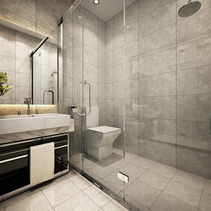 卫生间四居室-其他-装修效果图
