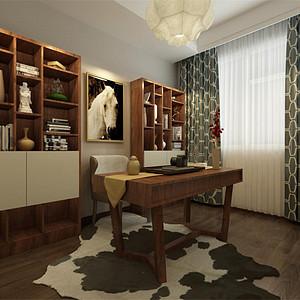 天房天拖现代轻奢书房装修效果图-其他书房装修效果图 其他书房装修