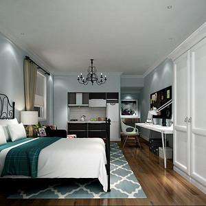 小公寓-现代简约-50平米