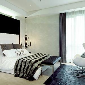 现代前卫卧室装修效果图 现代前卫卧室装修图片 现代前卫卧室装修效