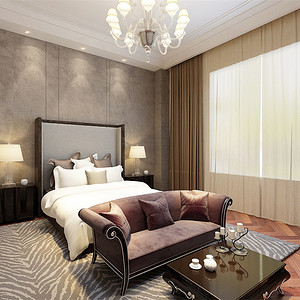 新中式-休息室