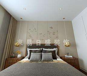 主卧室背景墙