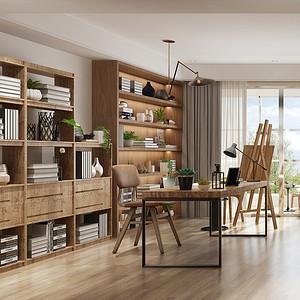 自建房-140平-北欧风格