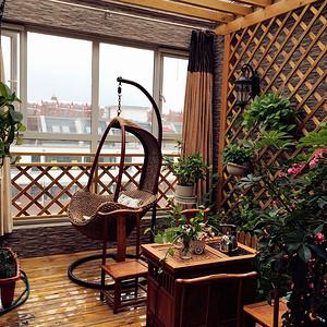 欧式古典阳台