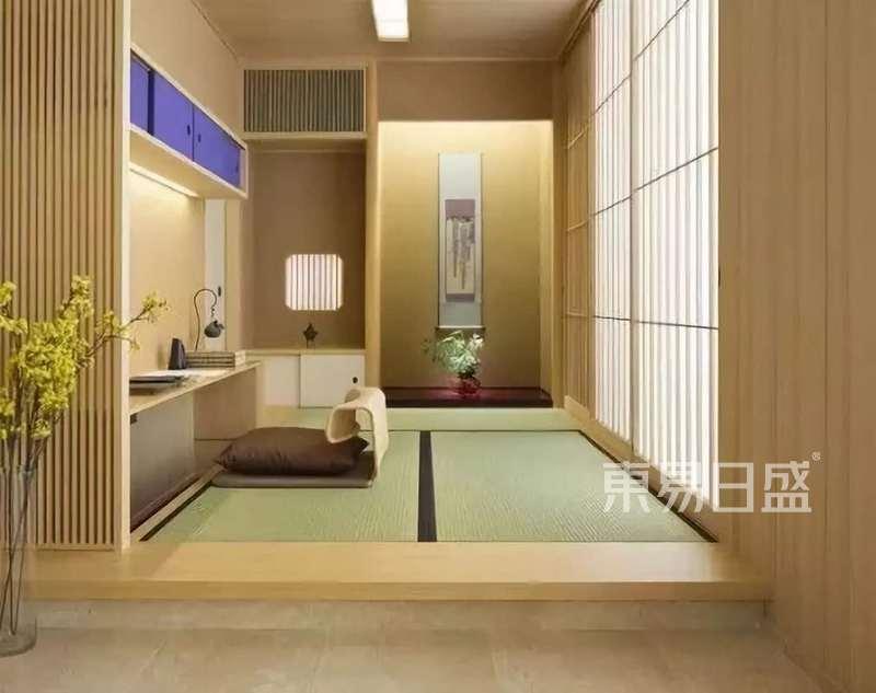 其他- 佳华领域-日式原木-卧室装修效果图