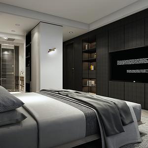 香缇半岛 现代简约 卧室