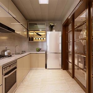 凤凰世嘉——新中式风格--厨房