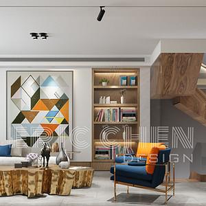 太平洋城中城 现代简约 客厅
