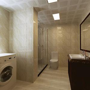 君熙太和--新中式风格--卫生间