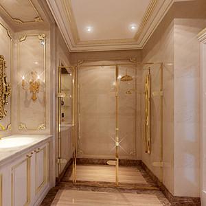 朱雀门-法式古典-卫生间