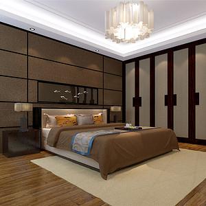 君熙太和--新中式风格--卧室