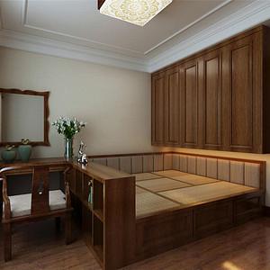中式古典风格--卧室