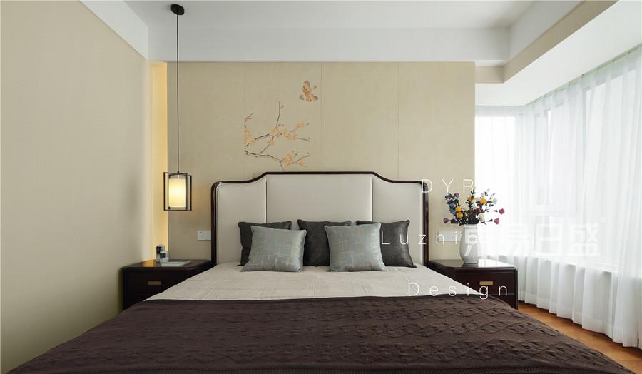 三居室-新中式-实景图
