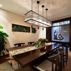 鲁能7号别墅-新中式-300平米