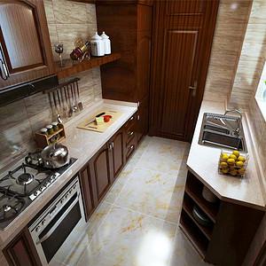 中式古典风格--厨房
