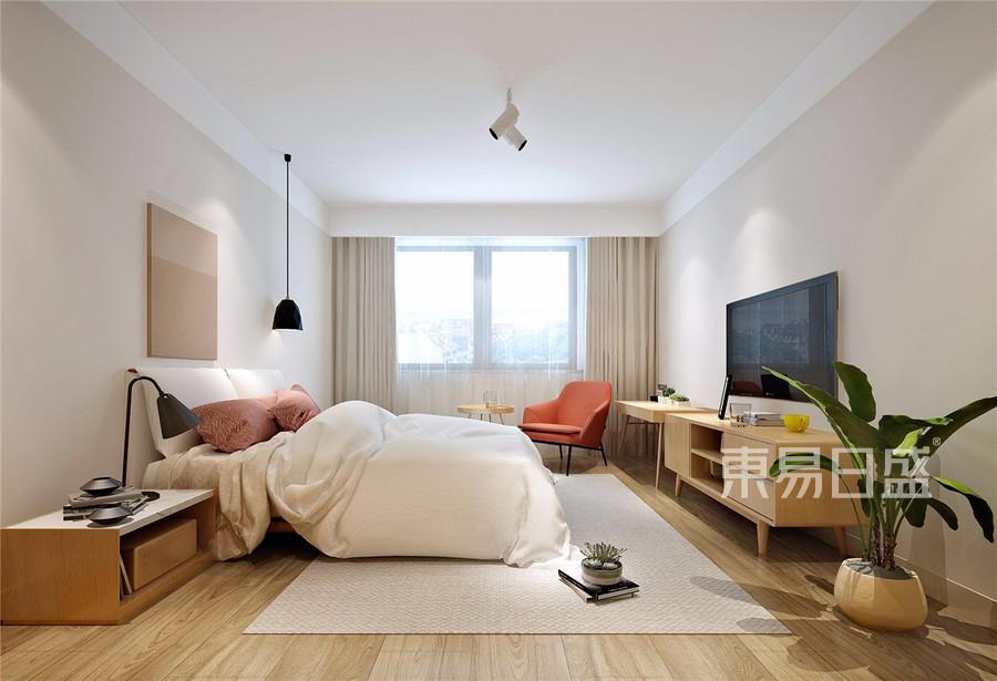 三居室-北欧-效果图
