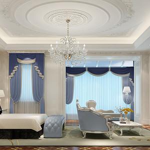 威尼斯  法式风格 女儿房