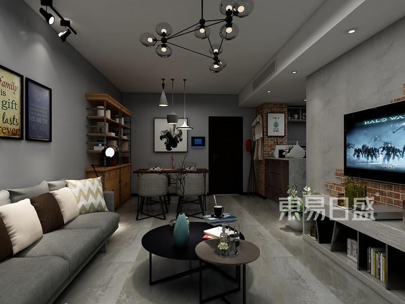 小户型客厅应该如何装修设计才能做到好看又实用?