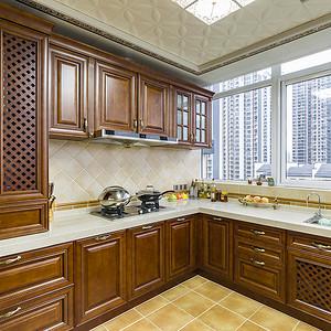 复地澜湾 美式风格 厨房