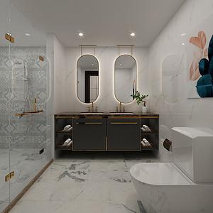 别墅-其他-卫生间