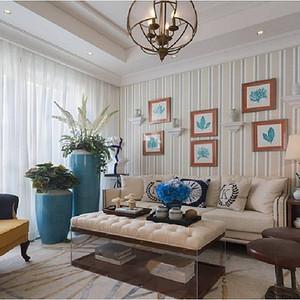 美利山320m²美式风格独栋别墅装修案例