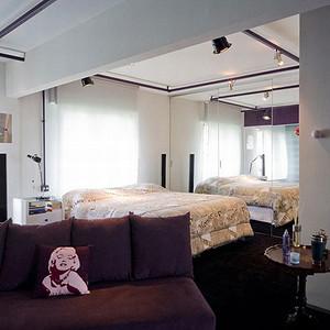 南湖小区-卧室装修效果图