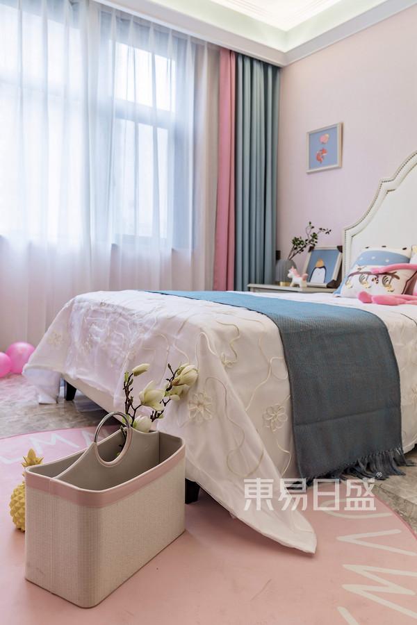 现代港式轻奢-儿童房-实景图