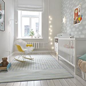 北欧-儿童房