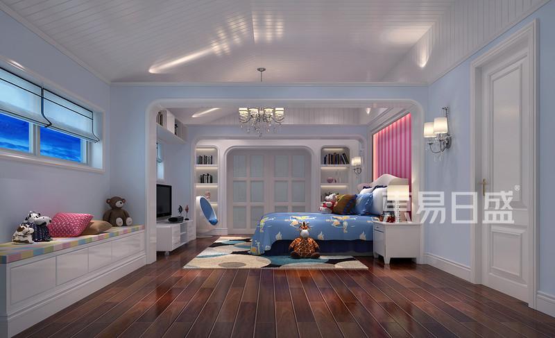 欧式古典 - 欧式三楼女儿房装修效果图
