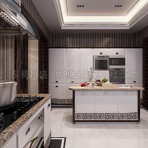 后现代风格-厨房