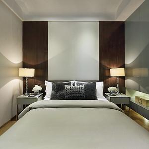 誉珑湖滨 现代风格 卧室