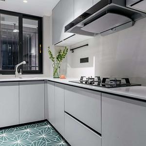 富瑰园-北欧风格-厨房装修效果图
