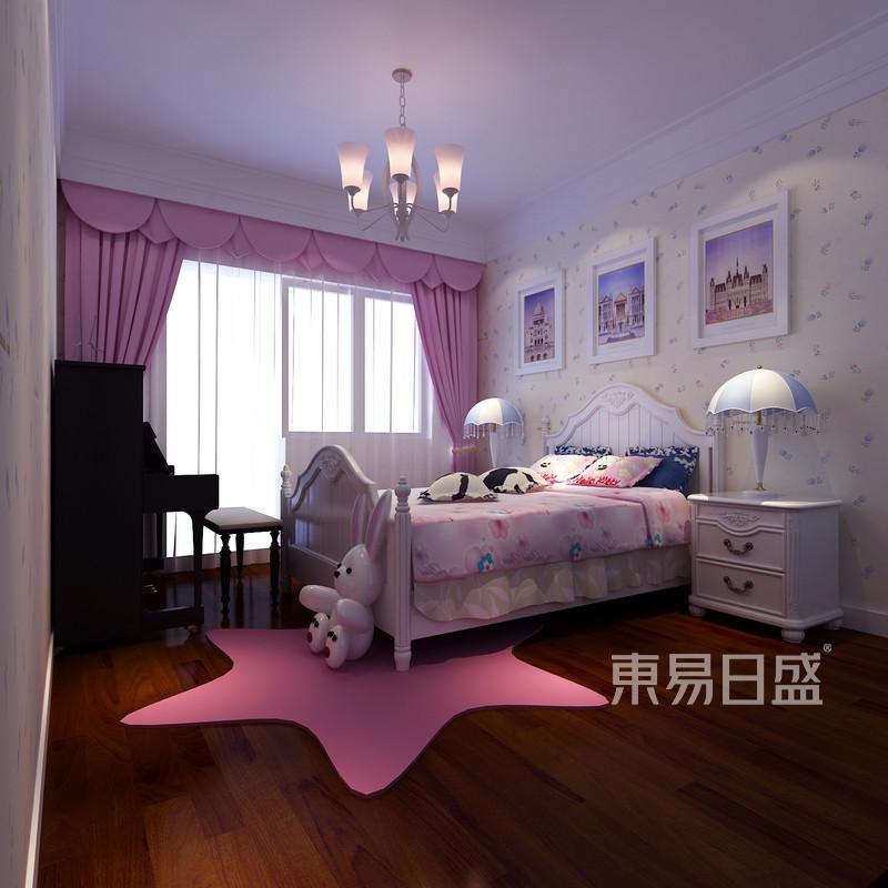 首页 室内装修效果图 > 东湖湾 简欧 儿童房装饰