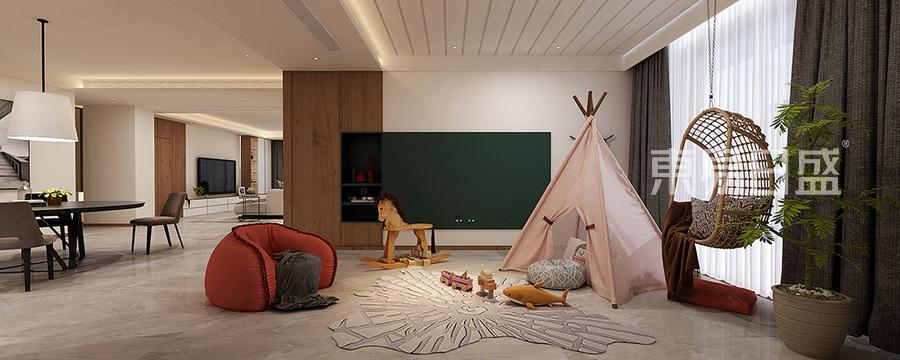 儿童房装修效果图 西安装修公司 http://xa.dyrs.com.cn 东易日盛装饰公司