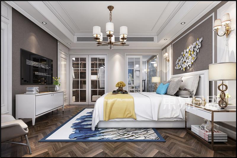 欧式古典 - 尚海郦景190平米欧式装修样板间